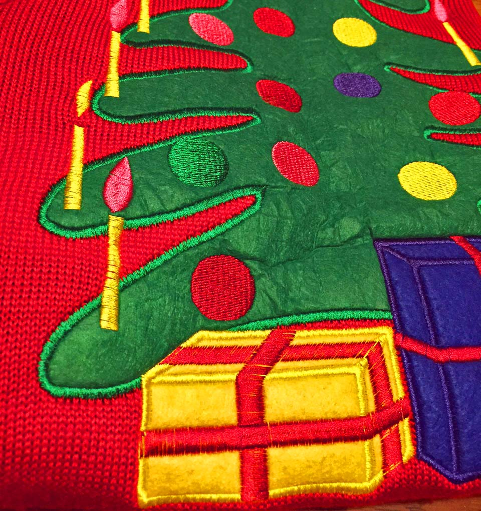 The Legacy Ugly Christmas Sweater
