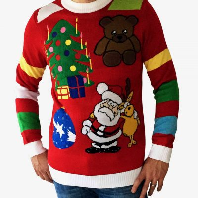 Custom Christmas Sweaters | The-Legacy-Ugly-Christmas-Sweater